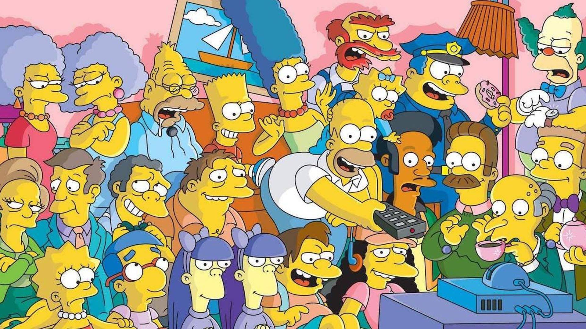 Festival de cine de Tribeca realizó homenaje a Los Simpson por la conmemoración de su aniversario número 30