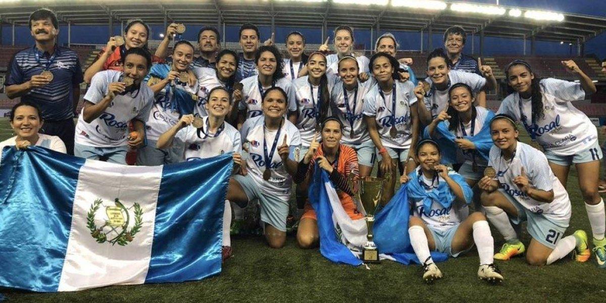 VIDEO. ¡Guatemaltecas campeonas! Unifut gana título de Interclubes de Uncaf