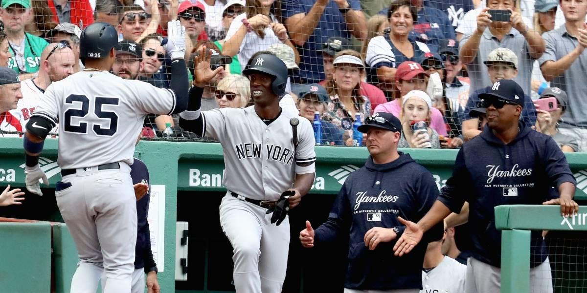 Los Yankees rompen récord de home runs en una sola temporada
