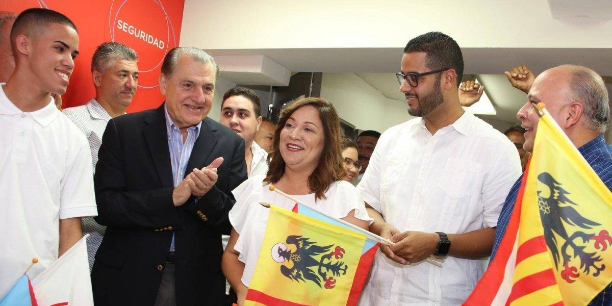 Alcaldesa de Morovis radica oficialmente candidatura a vicepresidencia PPD