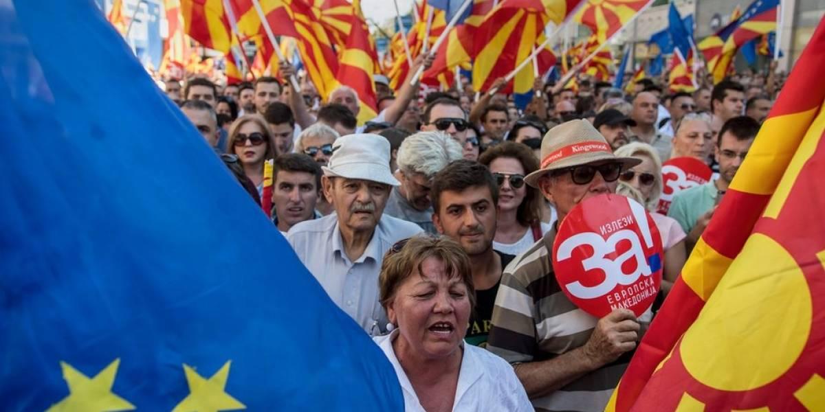 Referendo en Macedonia: cómo un simple cambio de nombre puede alterar radicalmente el futuro de un país
