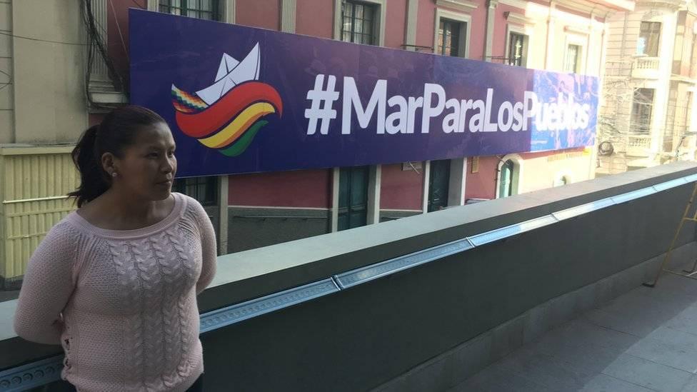 Tristeza en Bolivia y festejo en Chile tras fallo de La Haya