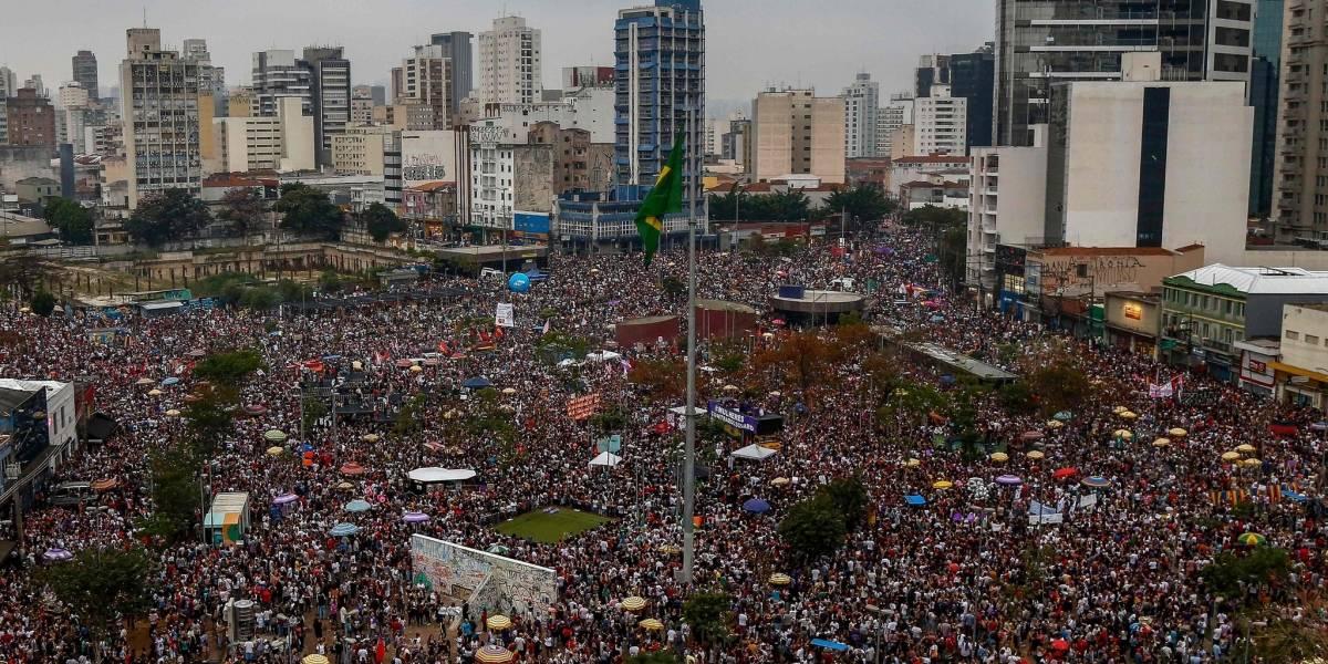 #EleNão: A manifestação histórica liderada por mulheres no Brasil vista por quatro ângulos