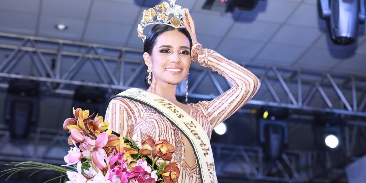 Diana Valdiviezo es la nueva Miss Earth 2018