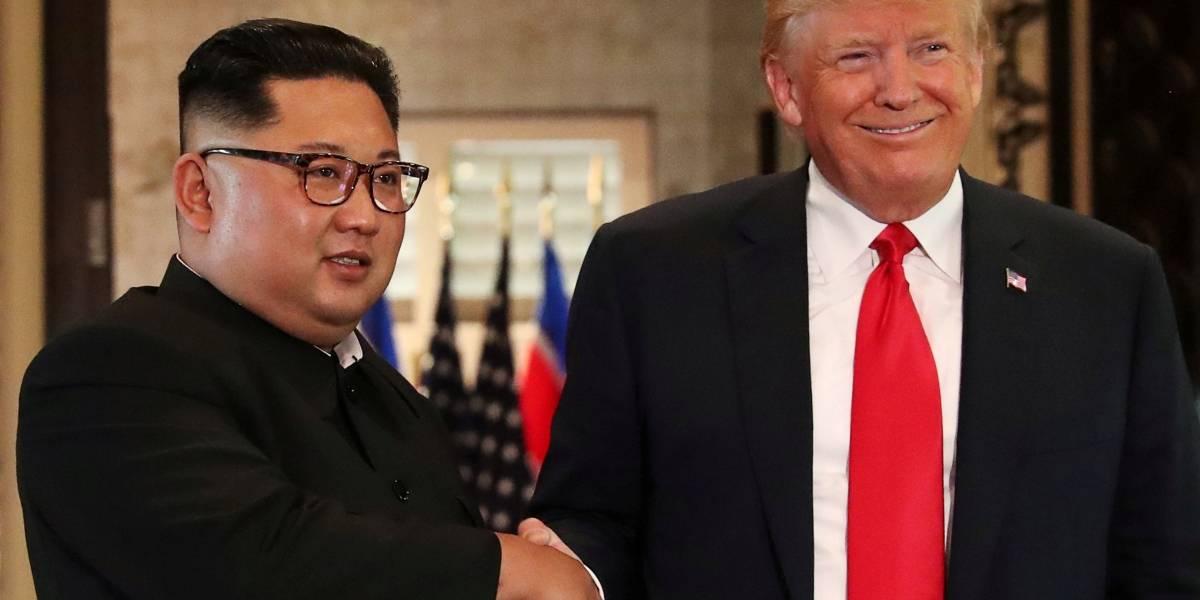 Trump, sobre Kim Jong-un: 'Nos apaixonamos'