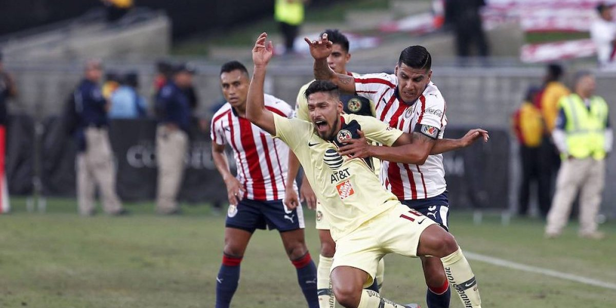 Los mejores goles del Clásico nacional entre América y Chivas