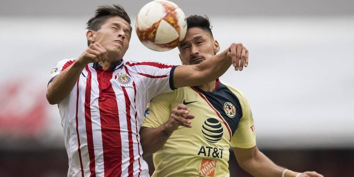 América y Chivas empatan 1-1 con goles polémicos