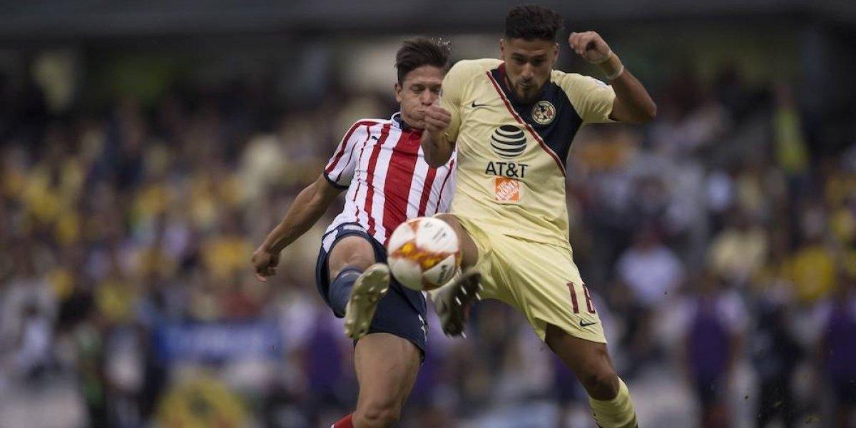 América no quiso ganar el Clásico Nacional a Chivas