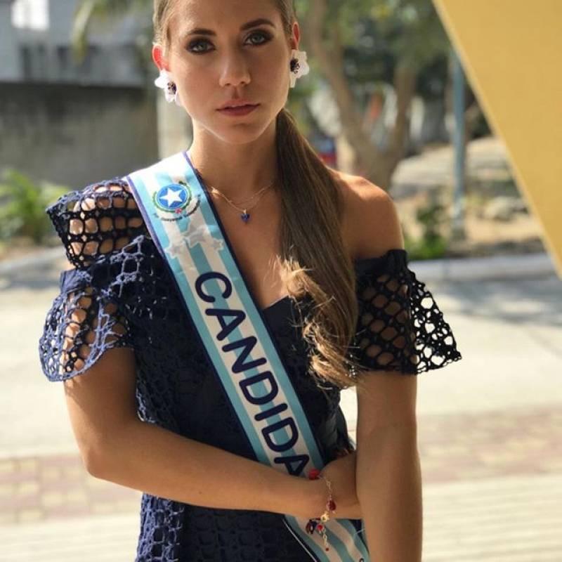 Karime Borja Ansaldo es la nueva Reina de Guayaquil 2018 instagram