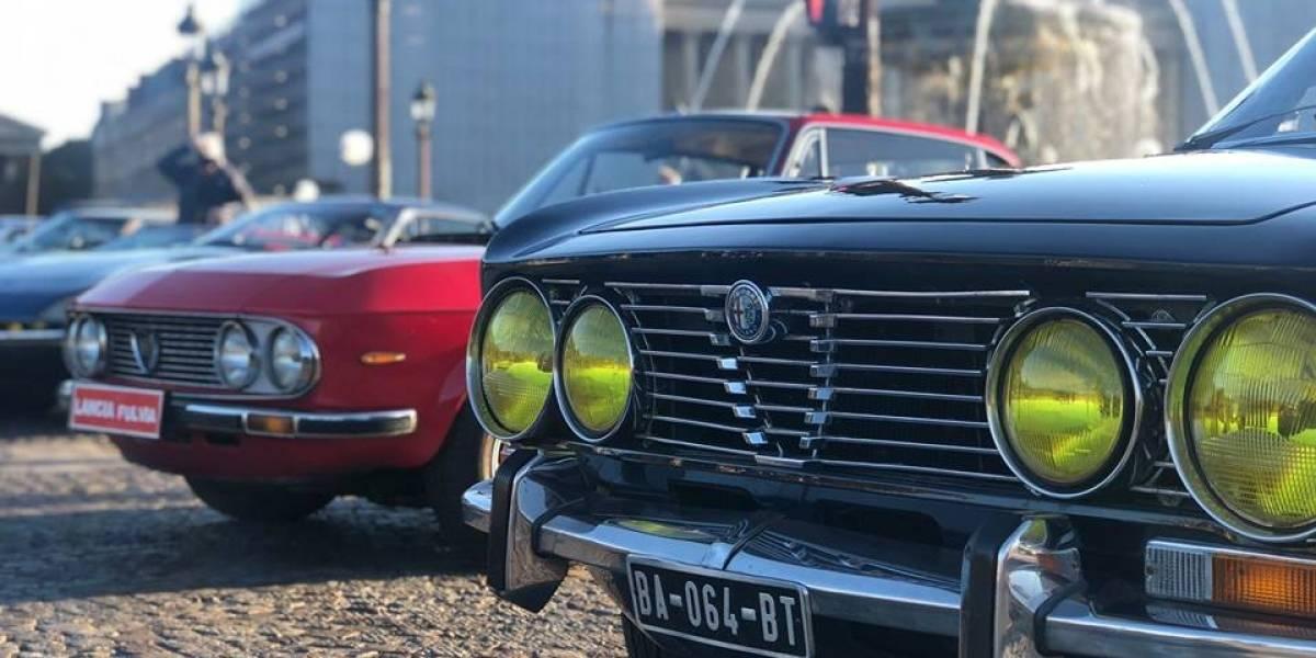 París cumple 120 años de automóviles