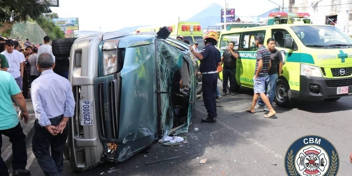 Accidente de tránsito deja un muerto en Ciudad Real