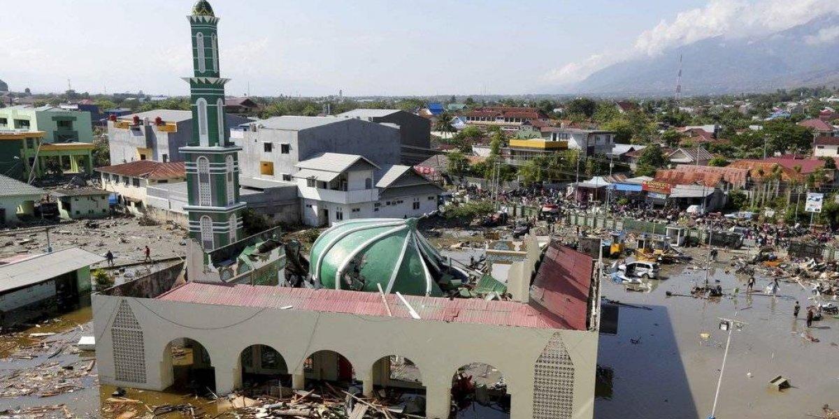 FOTOS: El terremoto y tsunami que devastaron Indonesia