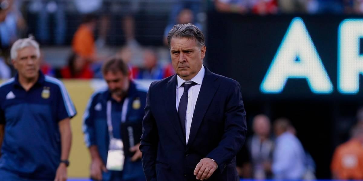 """Gerardo Martino no olvida los títulos de la Copa América que le quitó la Roja: """"No sé si alguna vez supere las finales perdidas"""""""