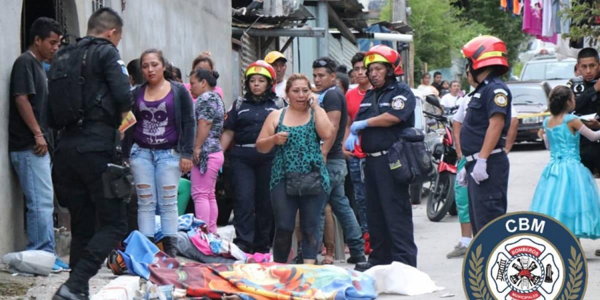 Tres muertos deja balacera en colonia debajo del puente Belice