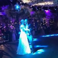 EN FOTOS: La boda de César Yáñez a la que acudió AMLO