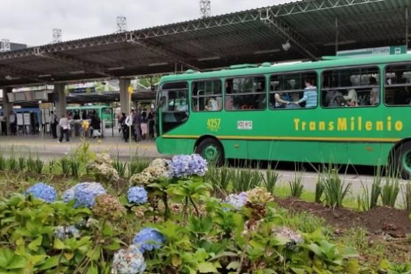 cambios en recorridos de rutas alimentadoras en Bogotá