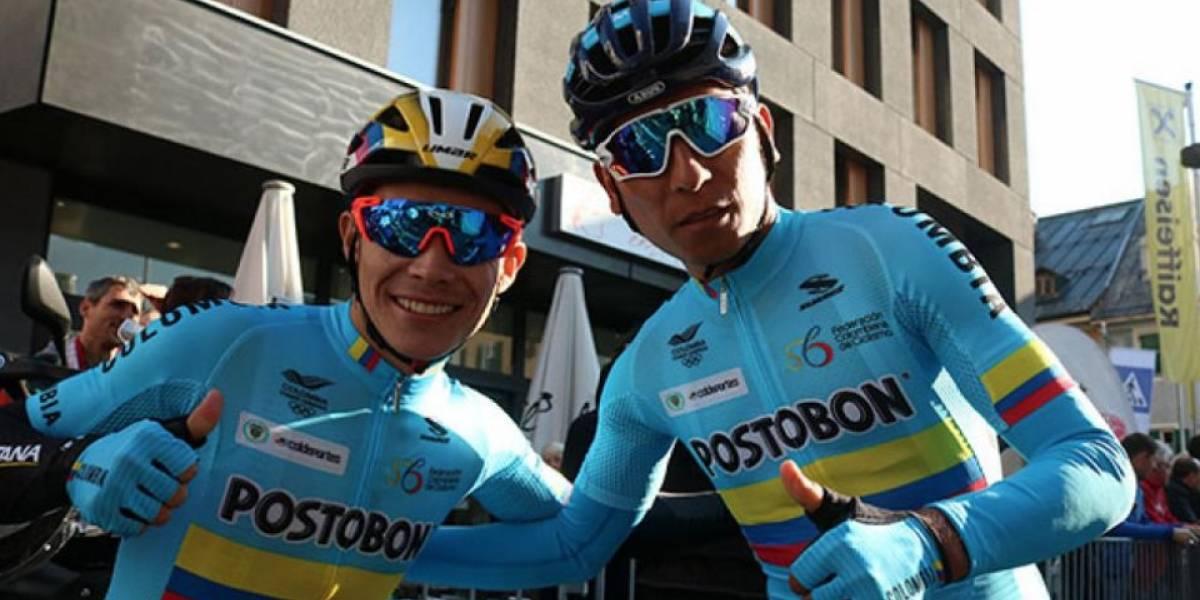 """Tour Colombia 2020 se correrá en Boyacá, tierra de Nairo y """"Supermán"""" López"""