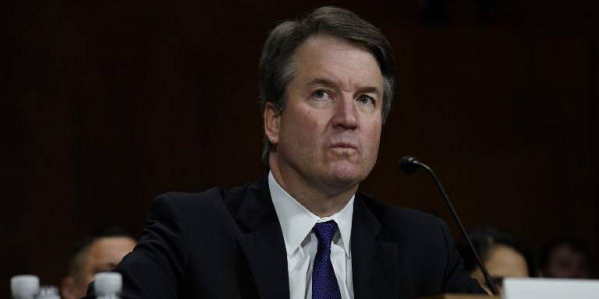 Casa Blanca niega querer limitar investigación sobre el juez Kavanaugh