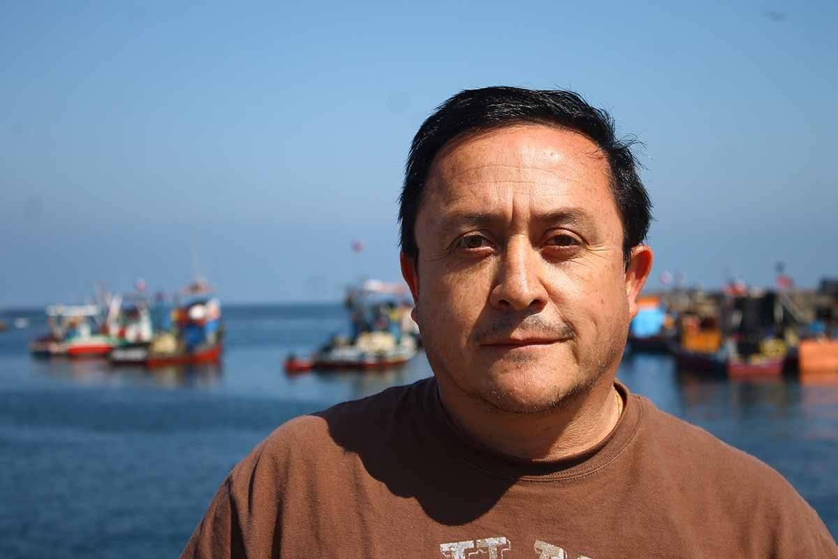 César Quintana, antofagastino