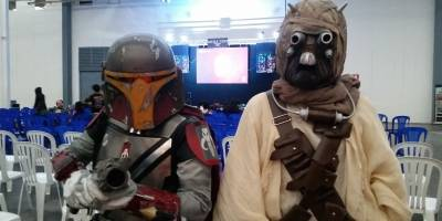 Cosplay Star Wars Guatemala