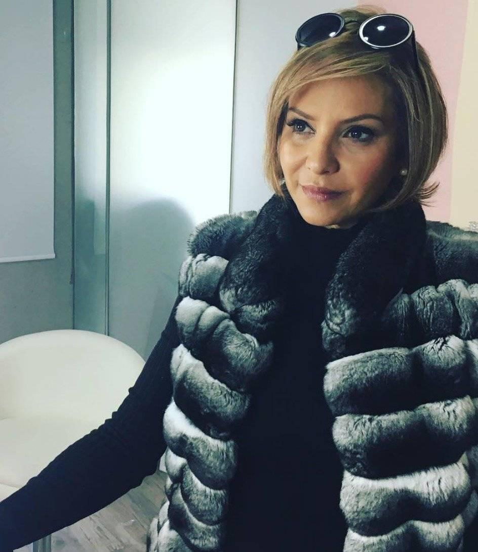La actriz tiene 49 años de edad Instagram
