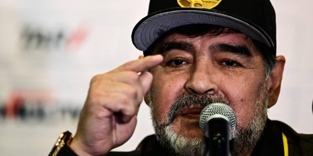 Maradona aconseja a Messi no volver a jugar en la selección argentina