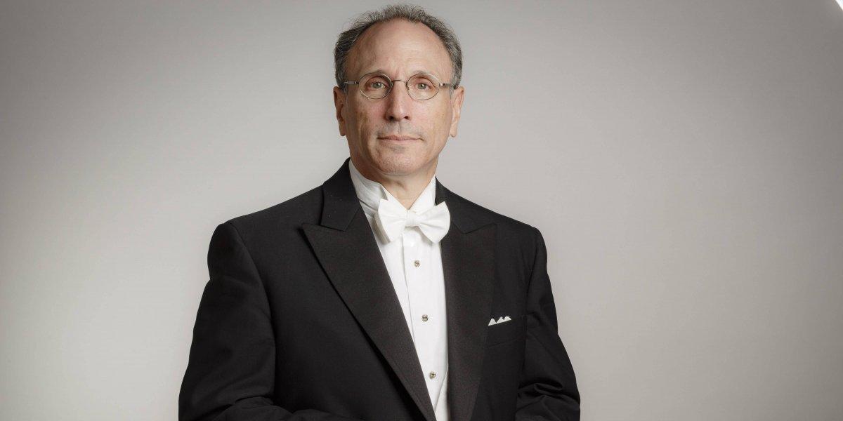 Director norteamericano Neal Gittleman dirigirá Orquesta Sinfónica Nacional este miércoles 3 de octubre