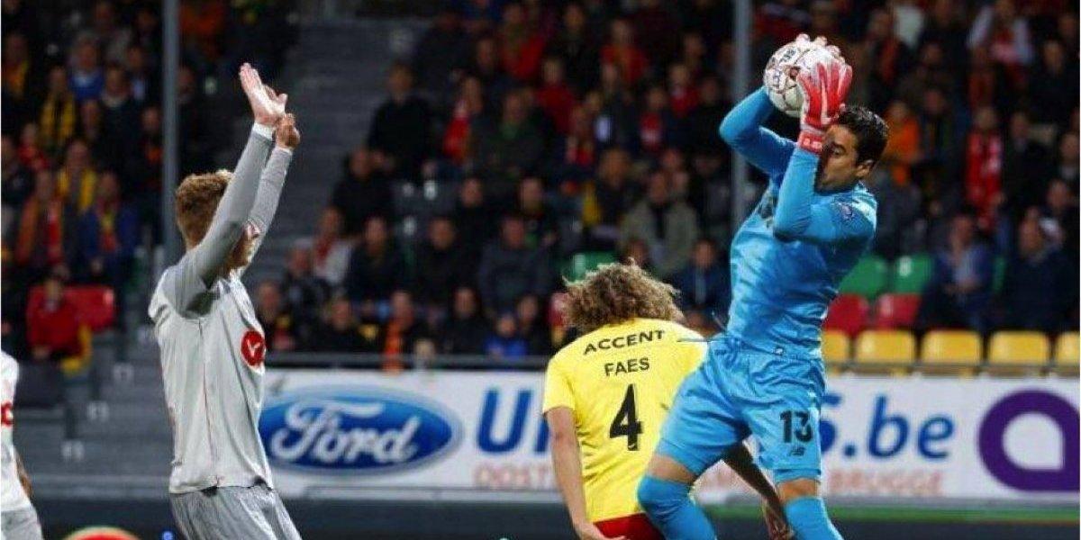 Guillermo Ochoa y Lieja vuelven al triunfo sobre Oostende
