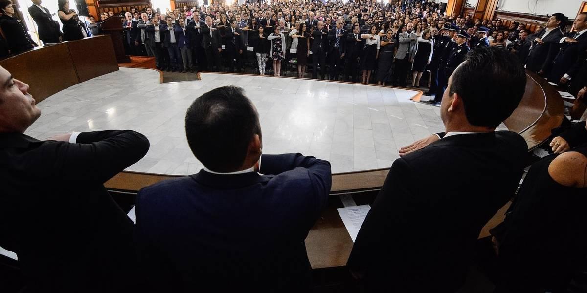 Estrena Jalisco a sus nuevos ayuntamientos en 125 municipios