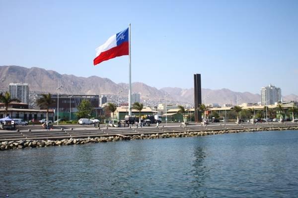 Antofagasta se embandera e instalarán pantalla gigante para esperar el fallo de La Haya