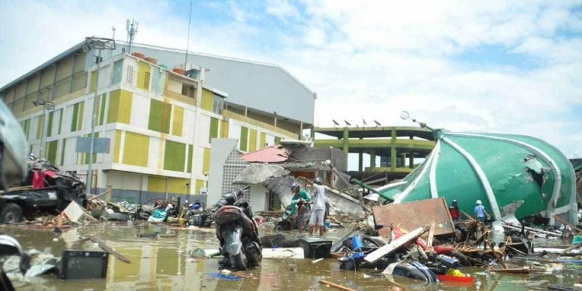 """""""El número de fallecidos seguirá aumentando"""": terremoto y tsunami en Indonesia supera los 800 muertos"""
