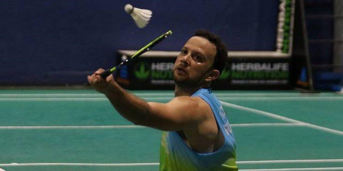 En casa, Kevin Cordón se corona campeón de un torneo internacional
