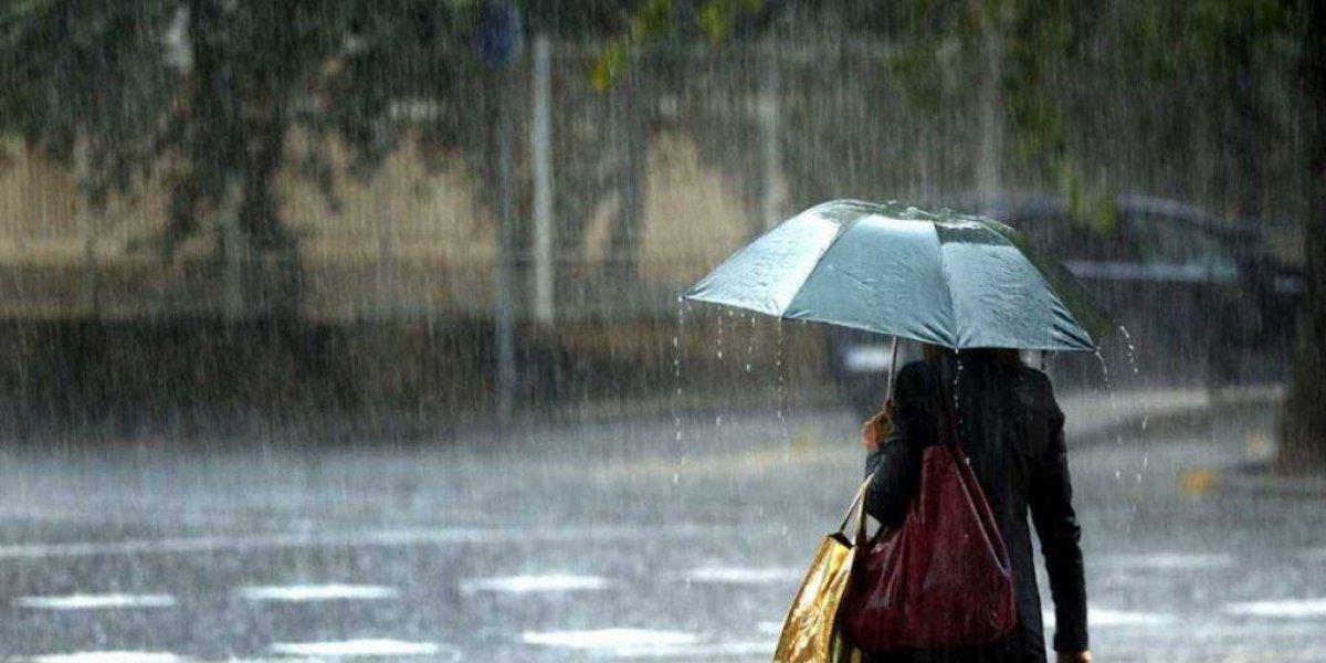 Vaguada provocará lluvias en gran parte del país