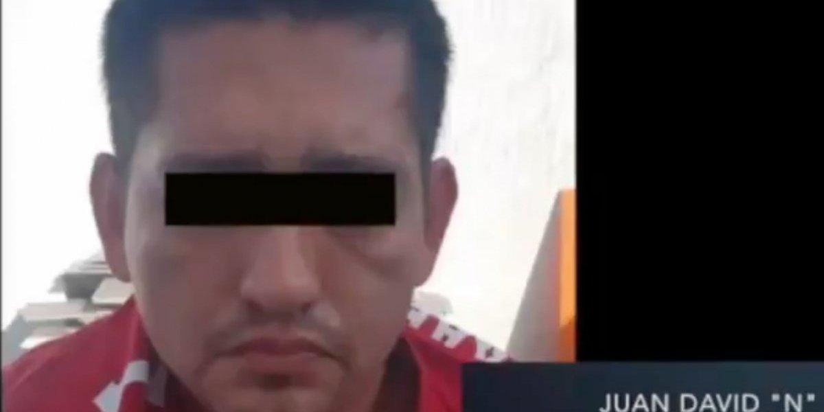 Detienen a 'El Machaca' por asesinato del periodista Mario Gómez