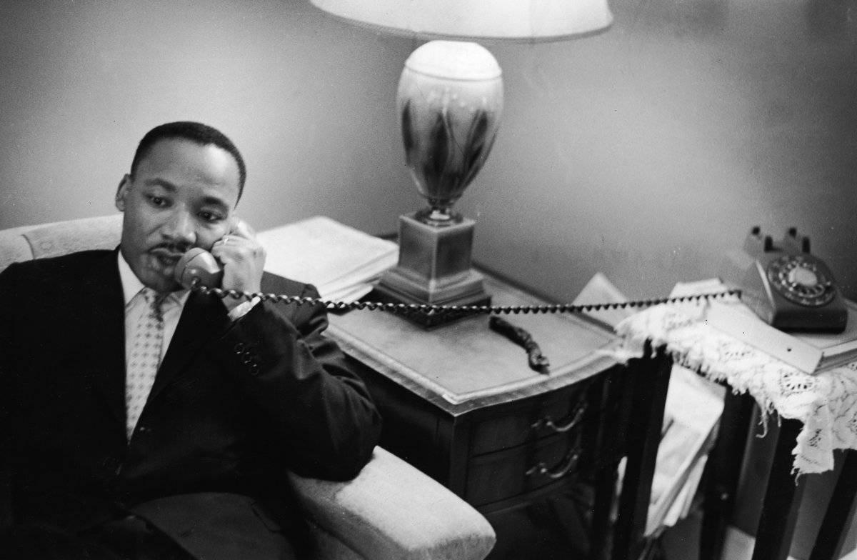 Martin Luther King fue asesinado en 1968