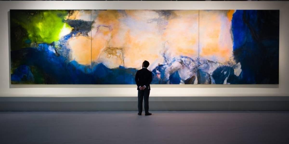 Pintura de Zao Wou-Ki vendida por $65 millones en Sotheby's Hong Kong
