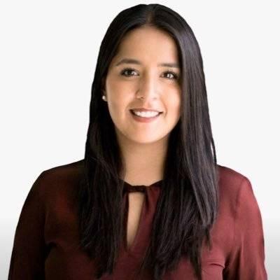 Alcaldesa en Magdalena Contreras. Twitter.