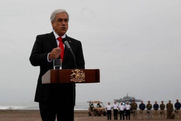 Alistan visita de Piñera al norte tras el fallo de La Haya