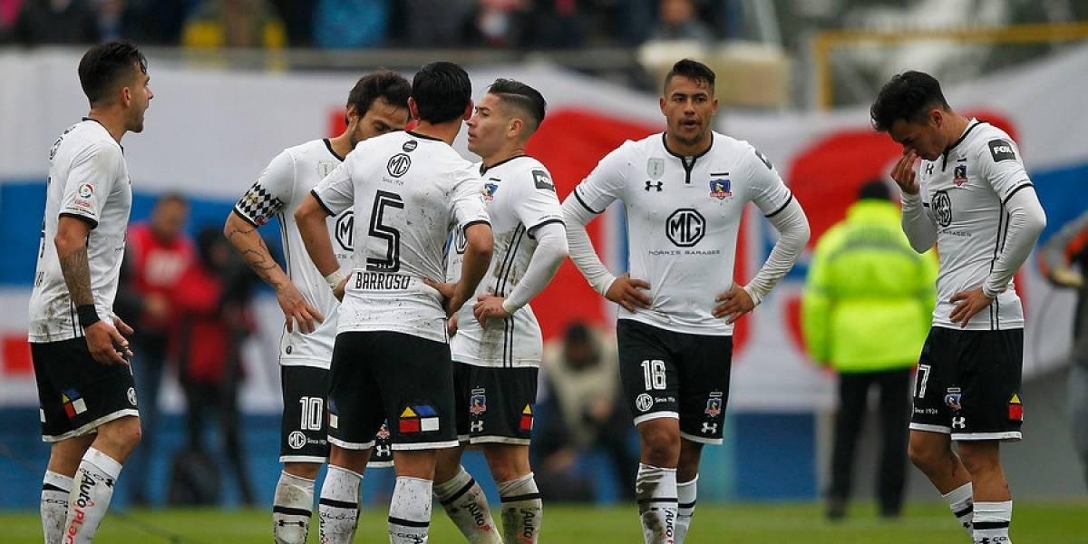 El maleficio de la U que tiene a Colo Colo al borde de la debacle en el 2018
