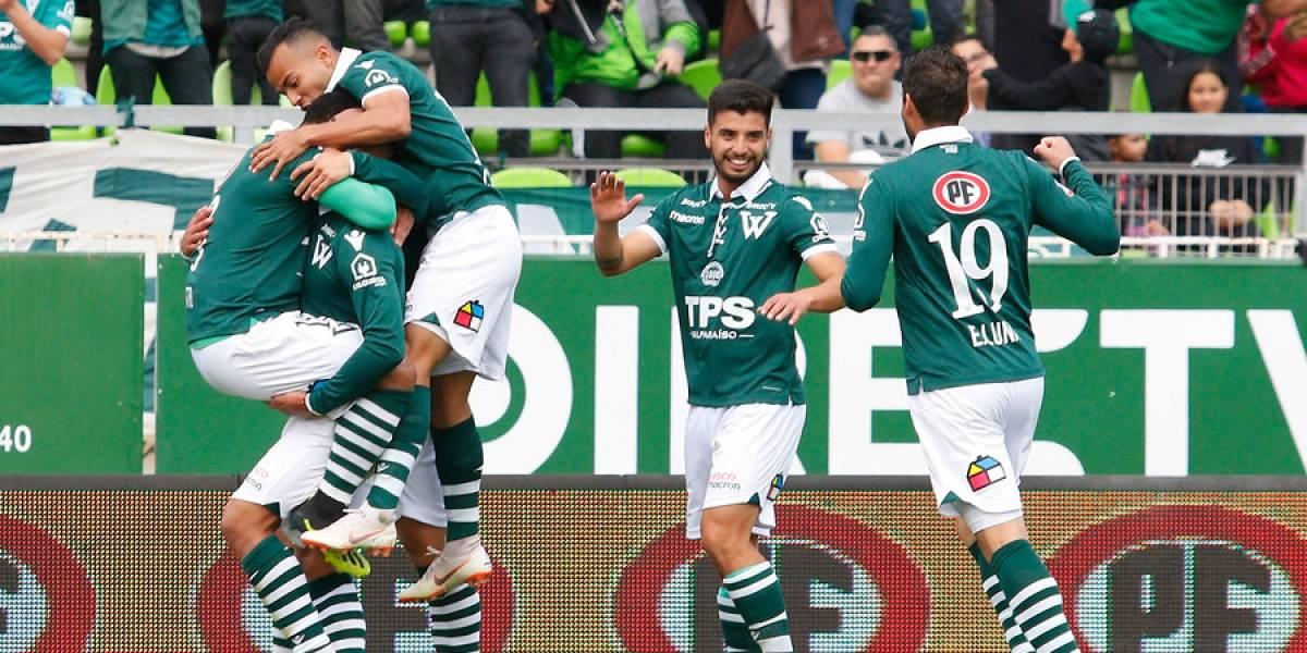 Wanderers se mete en puestos de liguilla de ascenso tras ajustado triunfo ante Cobresal