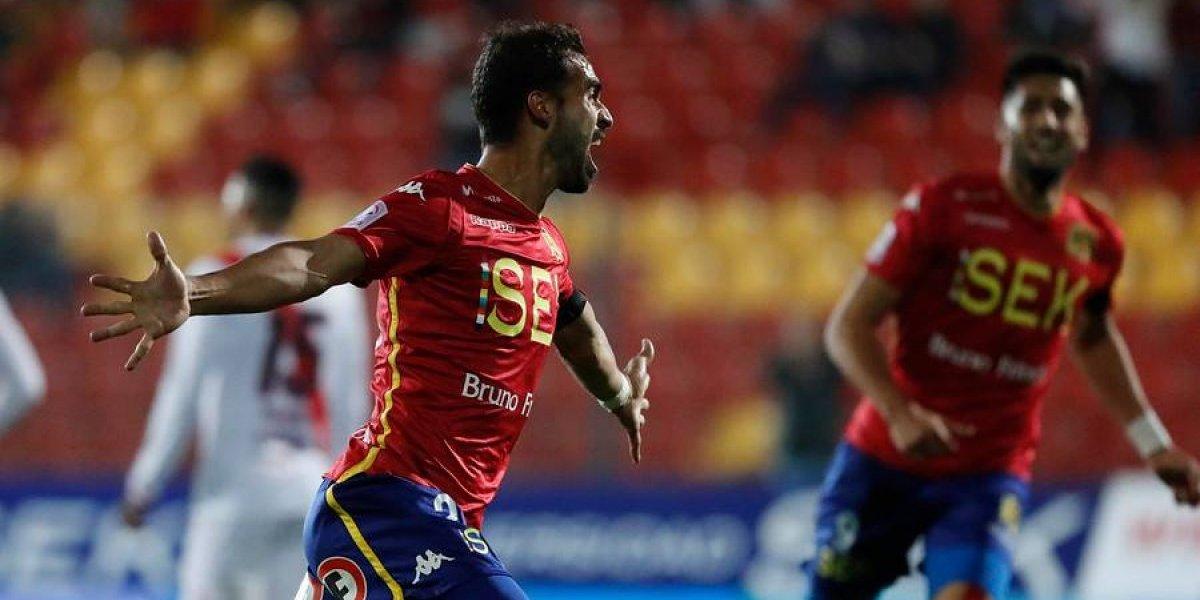 Unión Española superó a Curicó y le mete presión a Colo Colo en la lucha por la Sudamericana