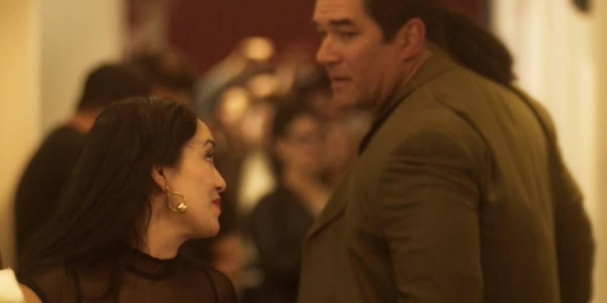 ¿A quién interpreta Eduardo Santamarina en El secreto de Selena?