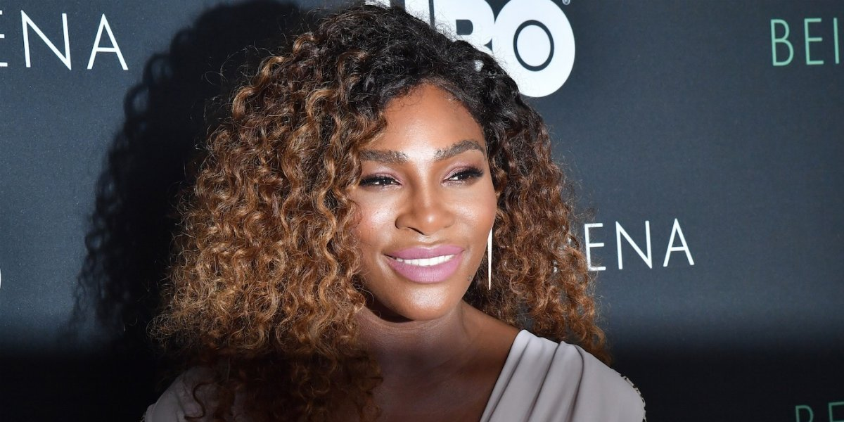 Un video de Serena Williams en topless causa furor en las redes sociales