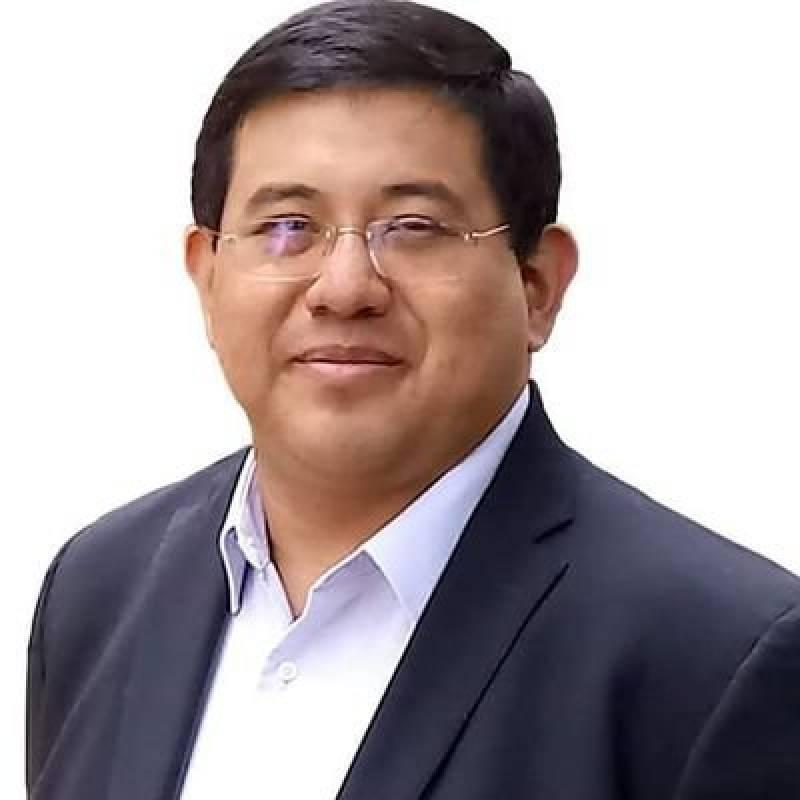 José Carlos Acosta, alcalde de Xochimilco. Twitter.