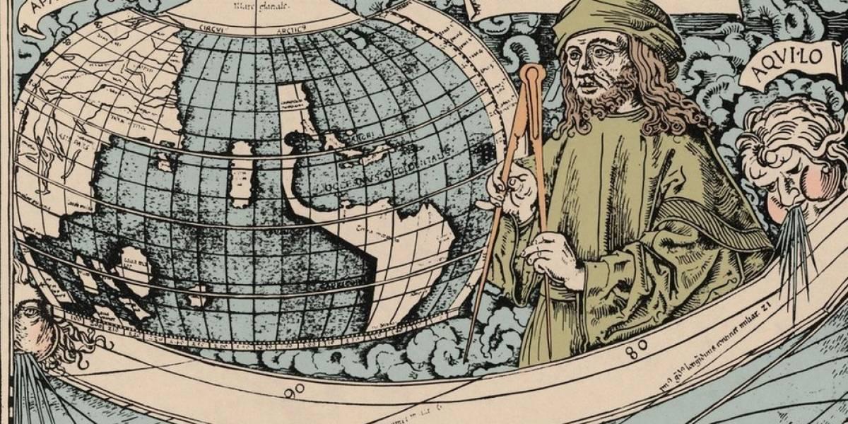 A épica história do mapa que deu nome à América