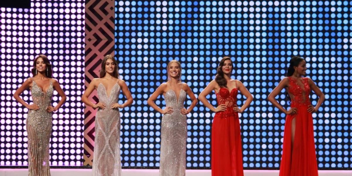 ¡Estas son las primeras finalistas de Miss Universo!