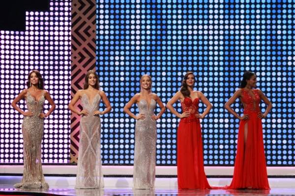 Rumbo a Miss Universo
