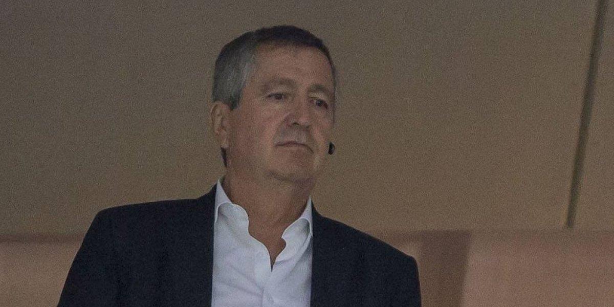 Chivas ganó mucho con el empate: Jorge Vergara
