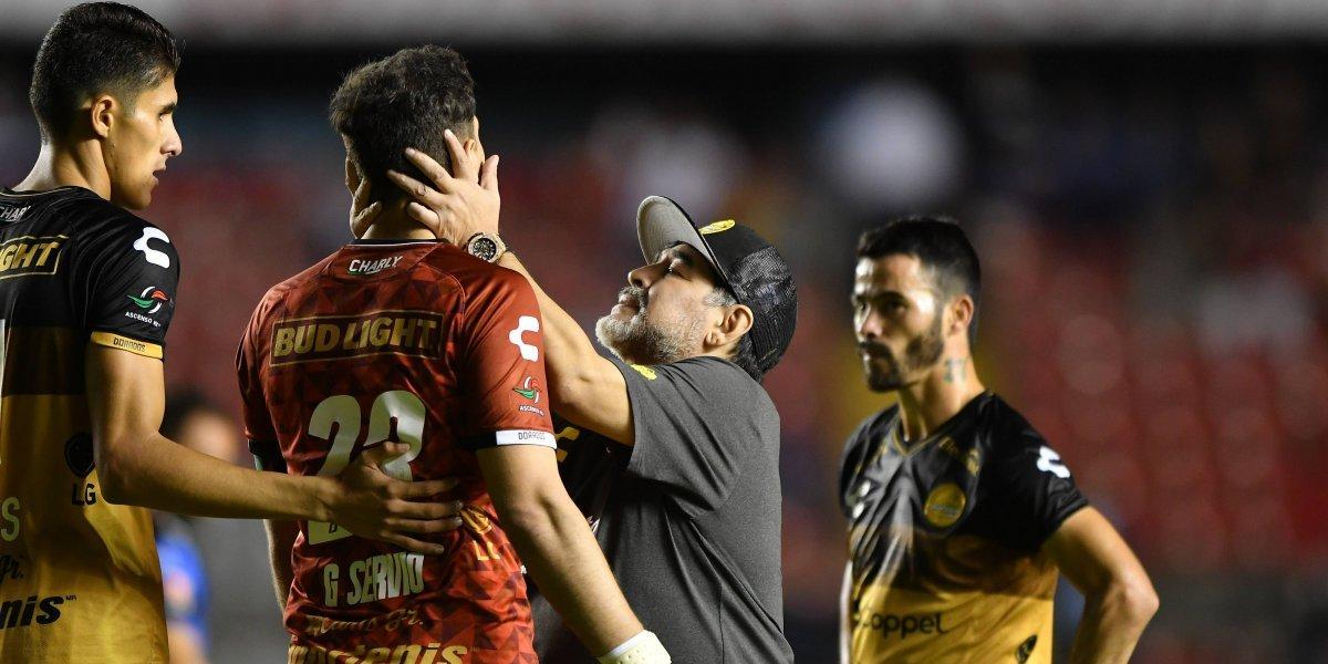 ¿Se termina el efecto Maradona?