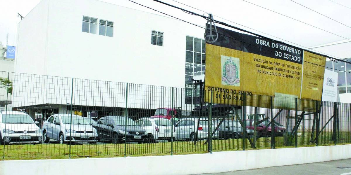 Fábrica de Cultura abre seis meses após entrega